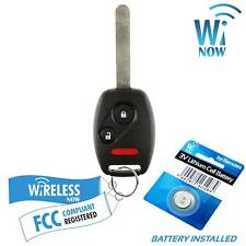 Car Key Fob Entry Remote For 2007 2008 2009 2010 2011 2012 2013 Honda CR-V CRV