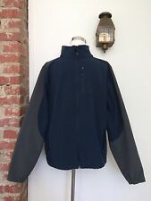 Black Diamond Fleece Lined Soft Shell Jacket Mens Size M Ski Snowboard Coat