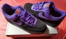 """Nike Air Force 1 Low """"2007 Barkley Pack"""" Size 9"""