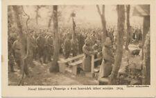 "ÖSTERREICH ORTSSTEMPEL ""NEUHAUS / B. CILLI"" (Dobrna,Slowenien) Fingerhut-K1 1916"