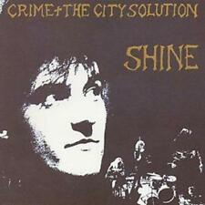 Crime and the City Solution : Shine CD (1993) ***NEW*** FREE Shipping, Save £s