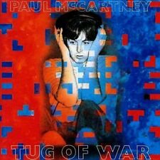 Paul McCartney TUG OF WAR 180g +MP3s LIMITED New Sealed BLUE COLORED VINYL LP