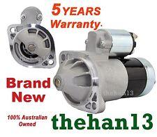 Starter Motor for Nissan Patrol GQ GU 4.2L 4.5L & 4.8L Petrol TB42 TB48DE TB45E