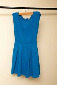Forever new blue dress - size 8