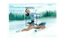 Tanzania 1997 - Pre Winter Olympics - Souvenir Sheet - MNH