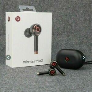 NEW UK Beats Tour 3 Wireless Earbuds Earphones Headphones with Charging Case