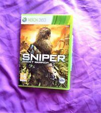 Sniper Ghost Warrior Xbox 360 Juego + Estuche Con Manual: PAL – Reino Unido-Xbox 360