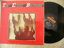 EVERLY BROTHERS LP BORN YESTERDAY mercury / merh 80