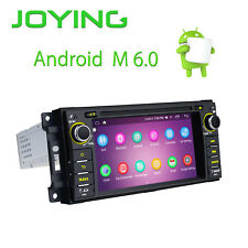 Android 6.0 Car RDS GPS Nav Radio Stereo for Sebring 300C Jeep Compass Dodge Ram