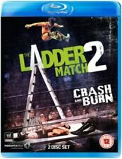 WWE The Ladder Match 2 - Crash and Burn 5030697025920 Blu-ray Region B