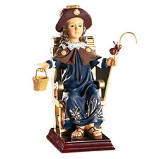 "8""H - Nino De Atocha Statue - Jesus Figurine -Patron of the Unjustly Imprisoned"
