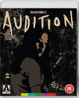 Audition Blu-Ray (2016) Ryo Ishibashi, Takashi (DIR) cert 18 ***NEW***