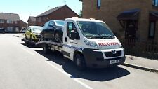 peugeot boxer recovery truck