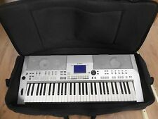 Yamaha PSR-S500 - 61-Key Arranger Workstation Keyboard with Touch Response