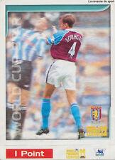 N°054 GARETH SOUTHGATE ASTON VILLA.FC STICKER MERLIN PREMIER LEAGUE 1999