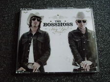 The Boss Hoss-Boss Hoss-Hey Ya Maxi CD-1st Maxi-Germany