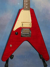 1985 HAMER KK DOWNING FLYING V LEFTY LEFT HANDED