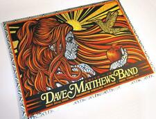 Dave Matthews Band Todd Slater Drive In Vortex Foil 11/30/2018 MSG #/20