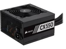 CORSAIR CX550 550W ATX12V 80 PLUS BRONZE Certified Active PFC Power Supply