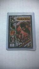 Fangoria Trading Card #30. Signed. Richard Herd. V, SeaQuest, Star Trek Voyager