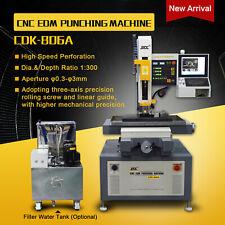 Cnc Type Edm Drill Machine Small Hole 03 3mm Drill Edm Erosion Drilling Machine
