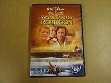 DVD / SWISS FAMILY ROBINSON ( WALT DISNEY )