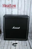 Marshall Angled Electric Guitar Amplifier Speaker Cabinet 240W Amp Cab MX412A-E