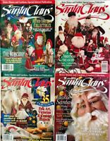 4 Better Homes Gardens Special Interest Magazines Santa Claus Father Christmas