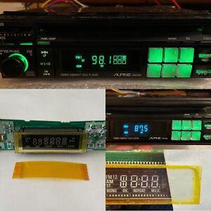 Display Filter for Alpine 7909, 7903, 7800, 7294, 7288, 7620, 7801, 7904 VFDs