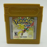 Pokemon: Gold Version Game Boy Color - Authentic & New Save Battery Installed