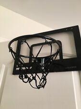 Sklz Pro Mini Basketball Backboard Home Office RoomOver The Door Indoor System