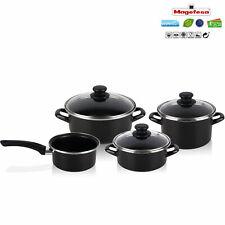 Batería de cocina antiadherente Magefesa Kenia 7 piezas