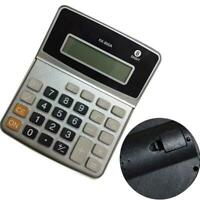 Electronic Desk Calculator 8 Digit Display Business Office Supply High Quality H