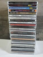 LOT OF 25 VARIOUS GENRE CDS:EASY LISTENING, INSTRUMENTAL, COUNTRY AND OTHERS