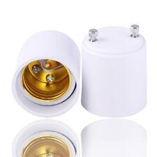 GU24 To E27/E26 Screw LED Light Lamp Bulb Base Adapter Socket Converter Adaptor-