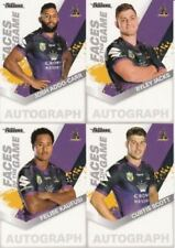 Melbourne Storm Single 2018 Season NRL & Rugby League Trading Cards