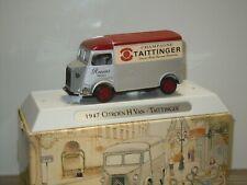 Citroen H Van Taittinger - Matchbox Yesteryear YTF5 - 1:43 in Box *41031