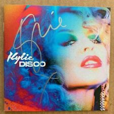 KYLIE MINOGUE   -   DISCO   -  SIGNED  CD LP   -   GENUINE  SEXY  POP -  UACC RD