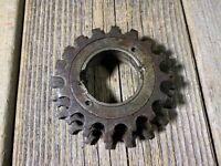 VINTAGE SUPER MEGA 3 Speed Freewheel 16-22 16-19-22 USED 16T 19T 22T MADE FRANCE