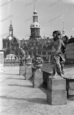 Dresde-perrera-escultura-Castillo - arquitectura-país-gente - 1940 años él - 2.wk -- 8