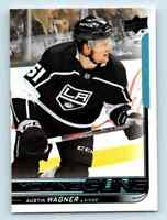 2018-19 Upper Deck Young Guns Austin Wagner RC ! #222