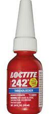 USA Loctite 242 Blue Thread locker Medium Strength 10 ml  #24221 (FREE SHIP)