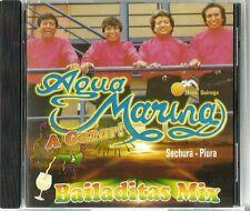 Bailaditas Mix Agua Marina Latin Music CD New
