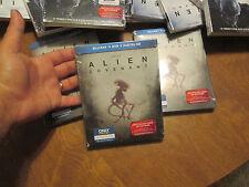 Alien: Covenant (Blu-ray + DVD +  Digital Copy Only  Best Buy) STEELBOOK NEW