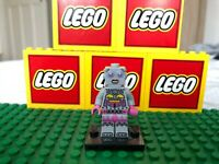 LEGO THE LADY ROBOT minifigure LEGO MINIFIGURE SERIES 11 complete