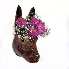 Quail Hare Wall Vase