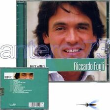 "RICCARDO FOGLI ""MADE IN ITALY"" CD POOH NEW VERSION 2009"