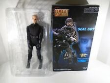 "BLUE BOX TOYS--ELITE FORCE--12"" NAVY SEAL ""STINGRAY"" FIGURE (LOOK)"
