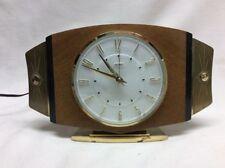Metamec Brass Analogue Desk, Mantel & Carriage Clocks