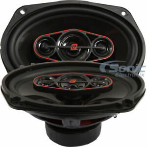 "Cerwin-Vega H7694 440W Max HED Series 6"" x 9"" 4-Way Coaxial Car Speakers"